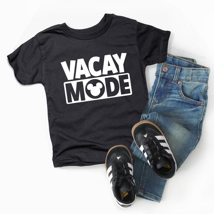 Vacay Mode Disney T-shirt / Kids Size