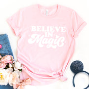 Believe In Magic Disney Shirt