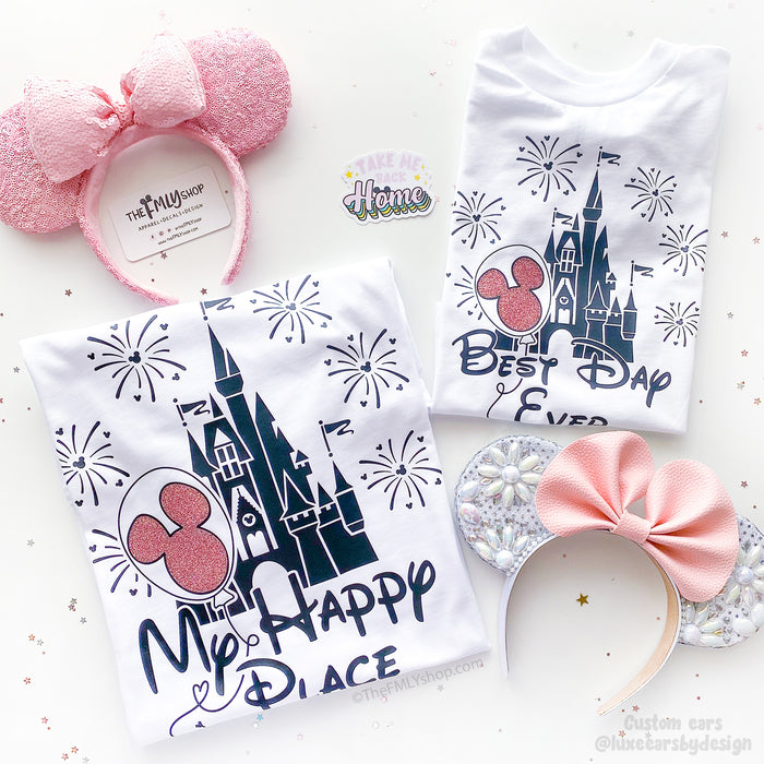 Best Day Ever Disney Castle Shirt for Kids
