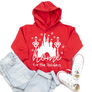 Home For The Holidays Toddler Hoodie