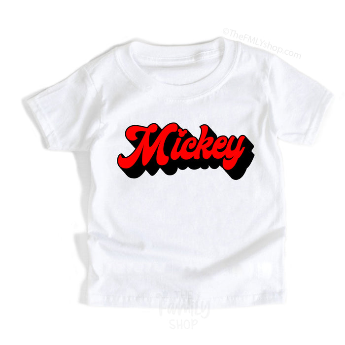 Mickey Shirt for Kids