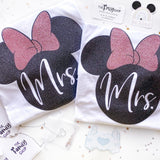 Mr & Mrs / Disney Couple Shirts