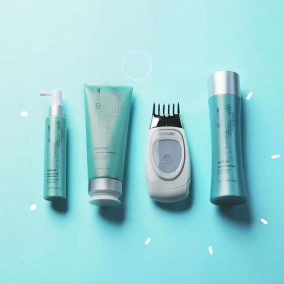 ageLOC Nutriol | Scalp & Hair Care System - Hair Care - Nu Skin - MC Beauty Buys
