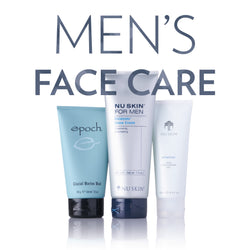 Men's Face Care Mini Box - 3 Nu Skin Products - Men's - Nu Skin - MC Beauty Buys