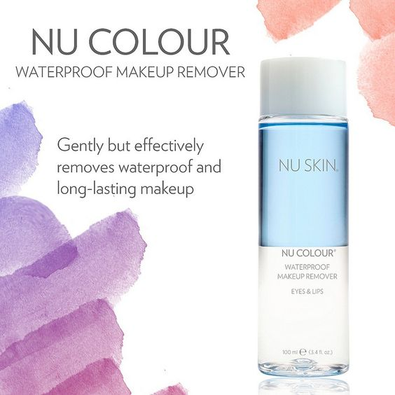 NU COLOUR WATERPROOF MAKEUP REMOVER - Make Up - Nu Skin - MC Beauty Buys