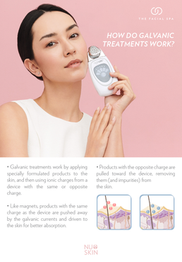 NEW ageLOC | Galvanic Spa System - PACKS - Nu Skin - MC Beauty Buys