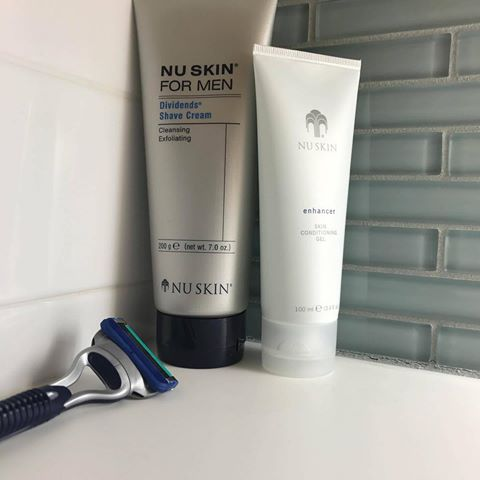 Enhancer Skin Conditioning Gel - Men's - Nu Skin - MC Beauty Buys