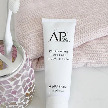 AP 24 | Whitening Fluoride Toothpaste - Oral Care - Nu Skin - MC Beauty Buys