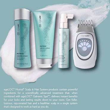 ageLOC | Galvanic Spa Beauty with Nutriol Pack