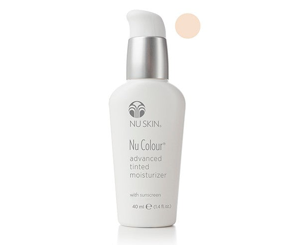NU COLOUR | ADVANCED TINTED MOISTURIZER - Make Up - Nu Skin - MC Beauty Buys