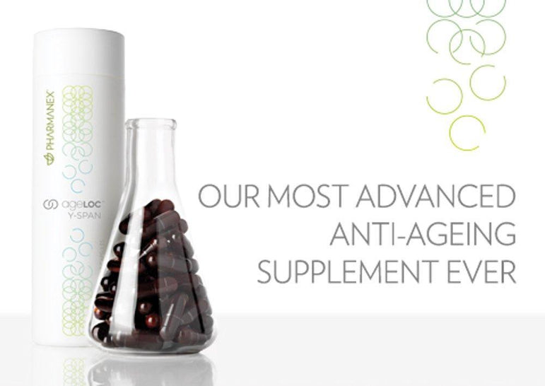 ageLOC | Y-Span - Dietary Supplements - Nu Skin - MC Beauty Buys