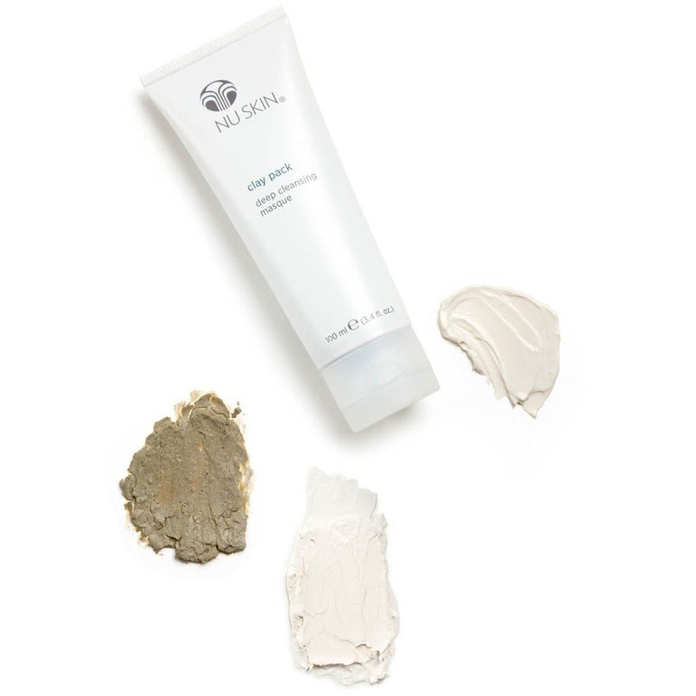 Clay Pack | Deep Cleansing Masque - Skin Care - Nu Skin - MC Beauty Buys