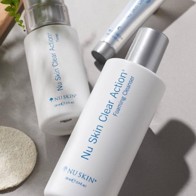Clear Action | Foaming Cleanser - Skin Care - Nu Skin - MC Beauty Buys