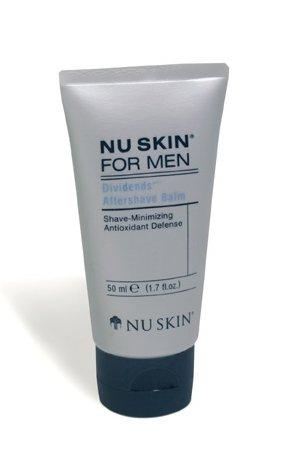 Dividends | Aftershave Balm - Skin Care - Nu Skin - MC Beauty Buys