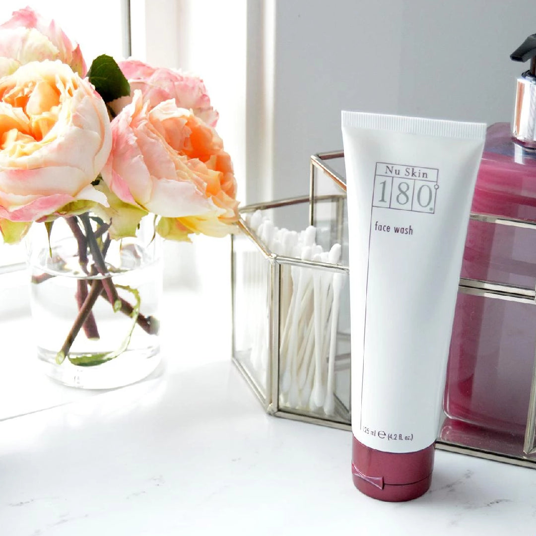 180° | Face Wash - Skin Care - Nu Skin - MC Beauty Buys