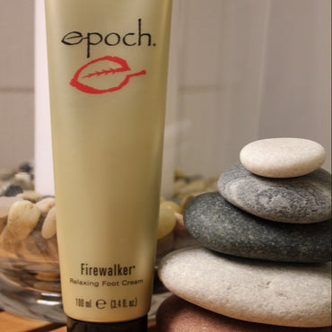 Epoch | Firewalker Relaxing Foot Cream - Body Care - Nu Skin - MC Beauty Buys