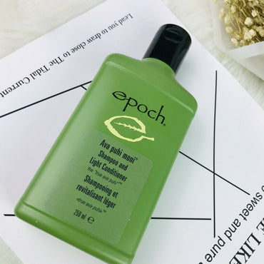 Epoch | Ava puhi moni Shampoo and Light Conditioner - Hair Care - Nu Skin - MC Beauty Buys