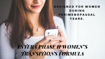 Estera Phase II | Women's Transitions Formula - Dietary Supplements - Nu Skin - MC Beauty Buys