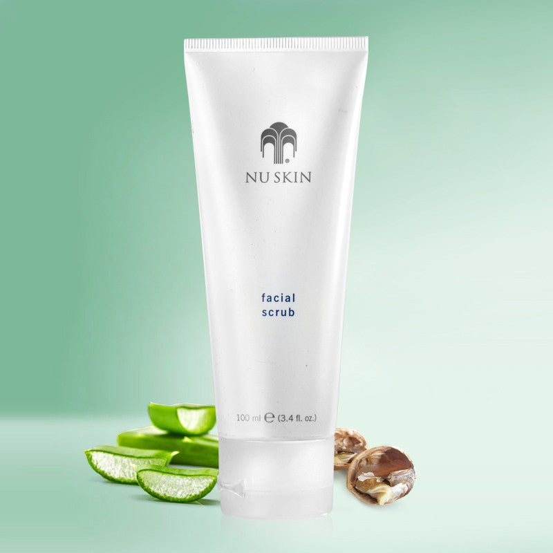 Facial Scrub - Skin Care - Nu Skin - MC Beauty Buys