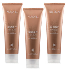 Sunright | Insta Glow Tinted Self-Tanning Gel - Body Care - Nu Skin - MC Beauty Buys