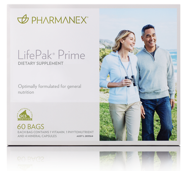 Pharmanex | LifePak Prime - Dietary Supplements - Nu Skin - MC Beauty Buys
