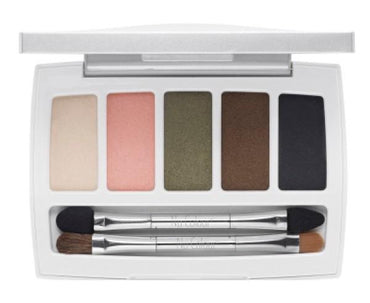 LIGHTSHINE | EYESHADOW PALETTE CORAL LEAF - Make Up - Nu Skin - MC Beauty Buys