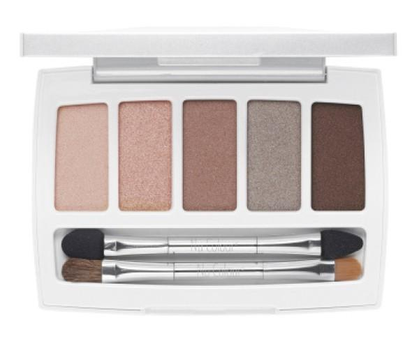 LIGHTSHINE | EYESHADOW PALETTE MOCHA BRICK - Make Up - Nu Skin - MC Beauty Buys