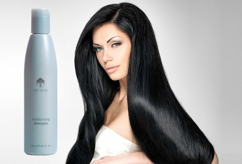 MOISTURIZING SHAMPOO - Hair Care - Nu Skin - MC Beauty Buys