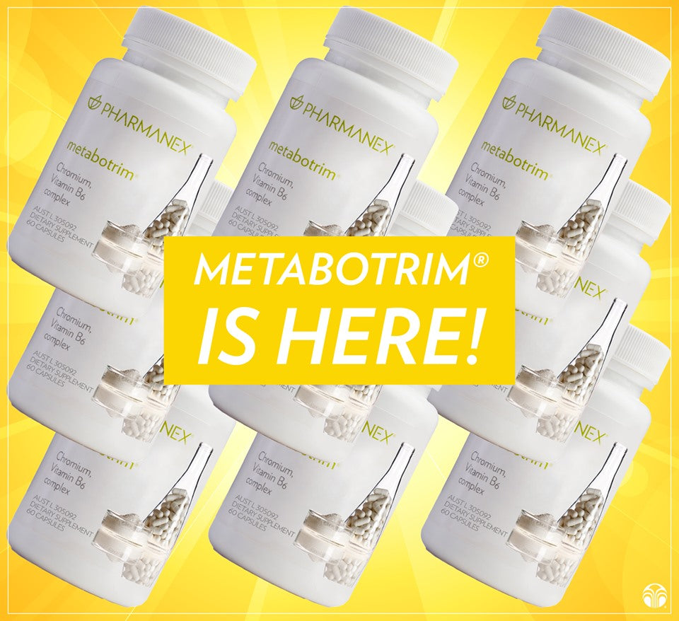 Metabotrim | 60 Capsules - Dietary Supplements - Nu Skin - MC Beauty Buys