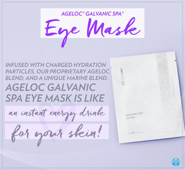 ageLOC | Galvanic Spa Eye Mask
