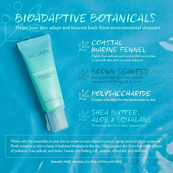 Nutricentials | Intensive Eye Complex - Skin Care - Nu Skin - MC Beauty Buys