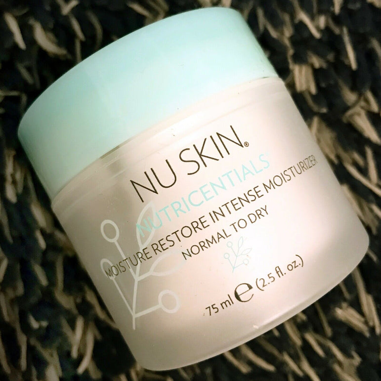Nutricentials | Moisture Restore Intense Moisturizer - Skin Care - Nu Skin - MC Beauty Buys