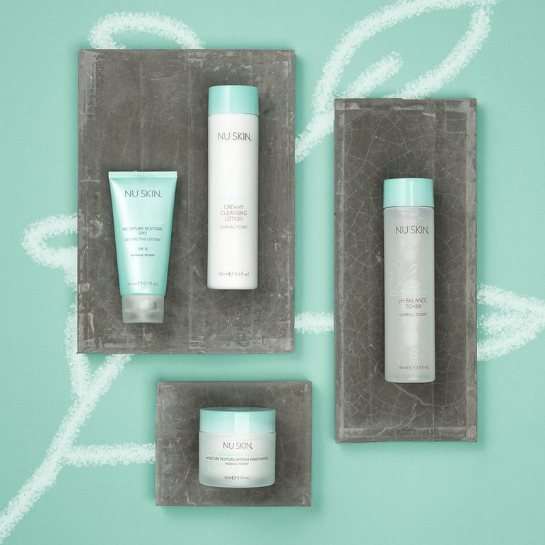 Nutricentials | Normal to Dry Skin - PACKS - Nu Skin - MC Beauty Buys