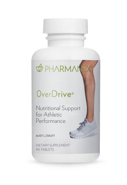 OverDrive | 90 Tablets - Dietary Supplements - Nu Skin - MC Beauty Buys
