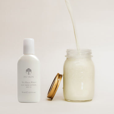 Tri-Phasic White | Day Milk Lotion - Skin Care - Nu Skin - MC Beauty Buys