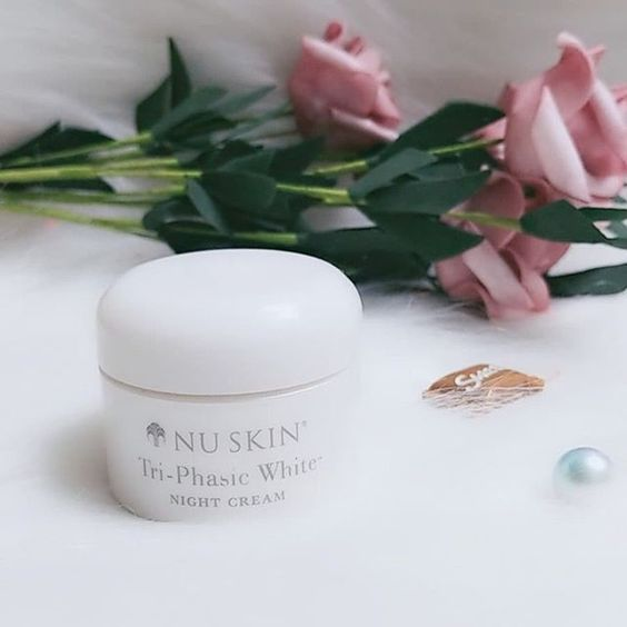 Tri-Phasic White | Night Cream - Skin Care - Nu Skin - MC Beauty Buys