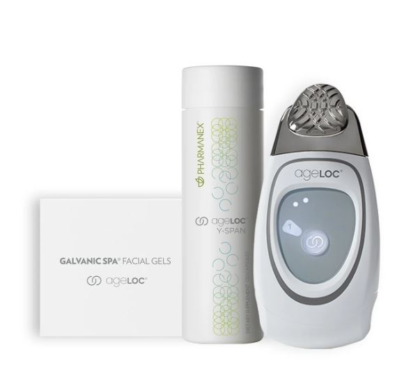 ageLOC | Galvanic Spa Beauty with ageLOC Y-Span - PACKS - Nu Skin - MC Beauty Buys