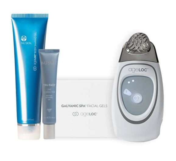 ageLOC | Galvanic Spa Beauty Pack - PACKS - Nu Skin - MC Beauty Buys