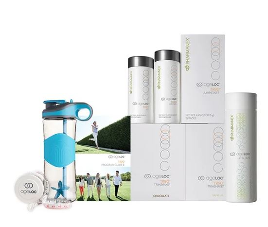 ageLOC | TR90 Jumpstart TrimShake Package - Dietary Supplements - Nu Skin - MC Beauty Buys