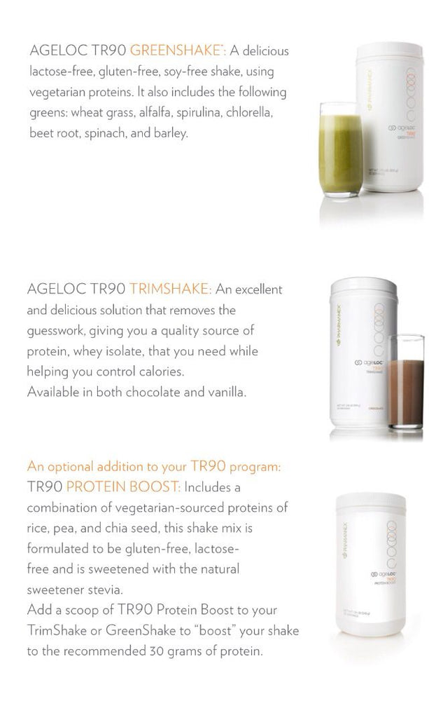 ageLOC | TR90 Trimshake - Twin Pack (Vanilla) - Dietary Supplements - Nu Skin - MC Beauty Buys