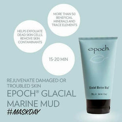 Epoch | Glacial Marine Mud - Skin Care - Nu Skin - MC Beauty Buys