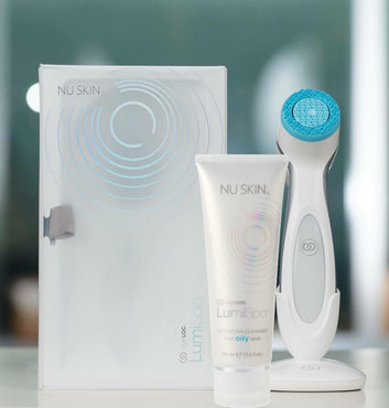ageLOC | LumiSpa Kit - Oily - PACKS - Nu Skin - MC Beauty Buys