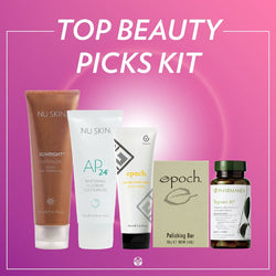 Top Beauty Picks Kit