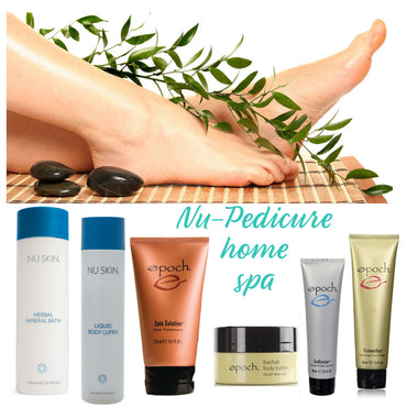 Nu-Pedicure | Home Spa Package - PACKS - Nu Skin - MC Beauty Buys