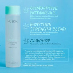 Nutricentials | pH Balance Toner Normal to Dry Skin - Skin Care - Nu Skin - MC Beauty Buys