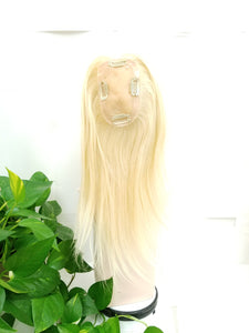 10032 Human Hair Topper - Wigs Only 4 You