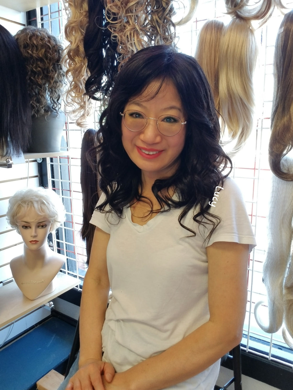 Lucy10160, Lucy's Made Wig