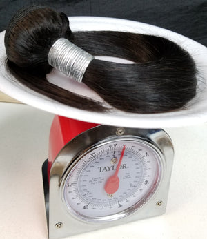 "18"" Brazilian Top Remy Hair (100g)"