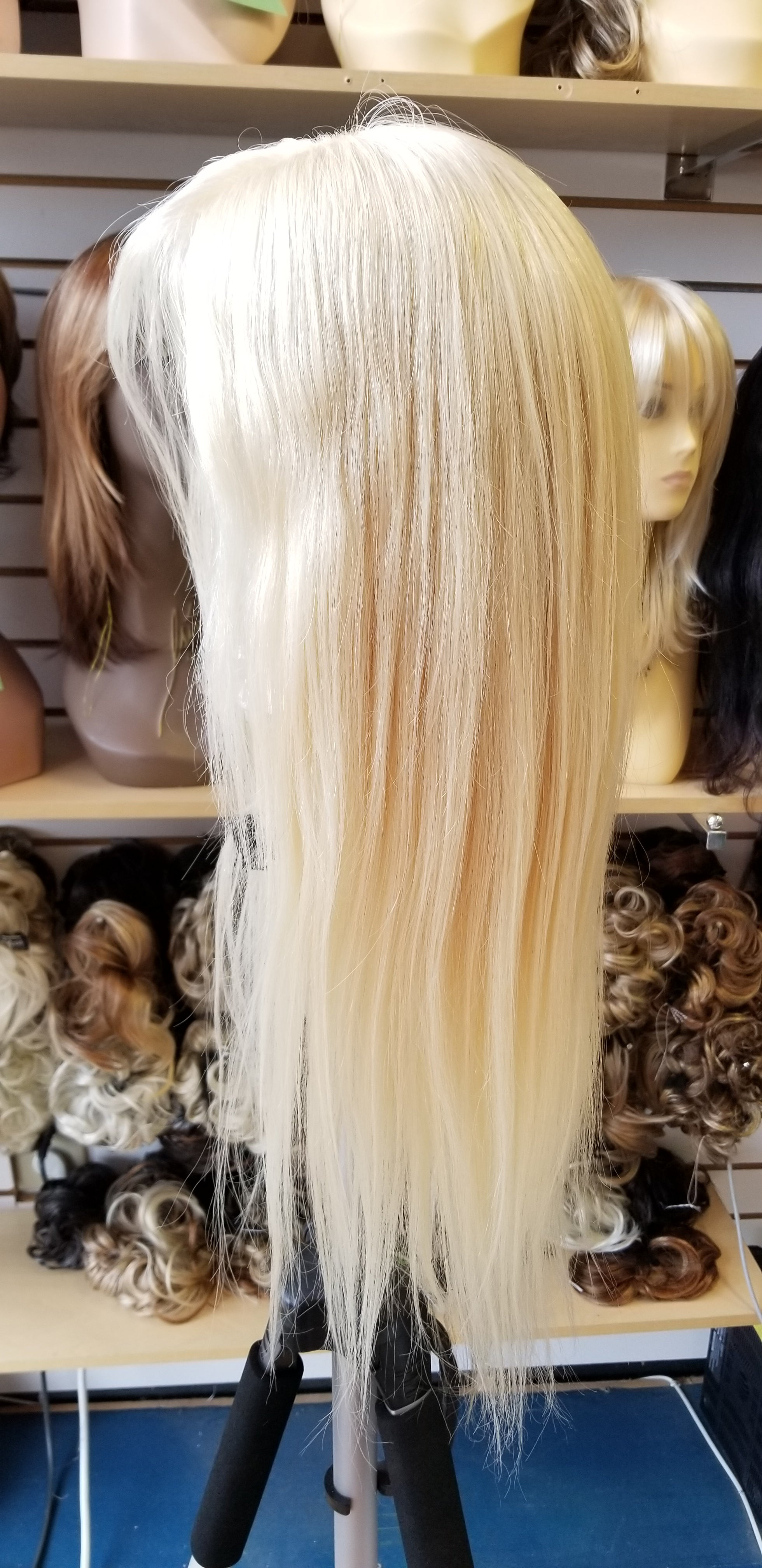 Lucy's Human Hair Wig 180