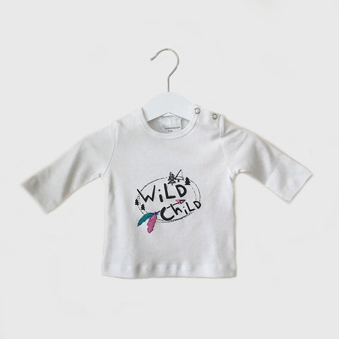 Organic Graphic Tee | Baby Clothes Order Online - CocoBabyBox